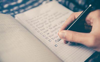 Hacking Your Checklist