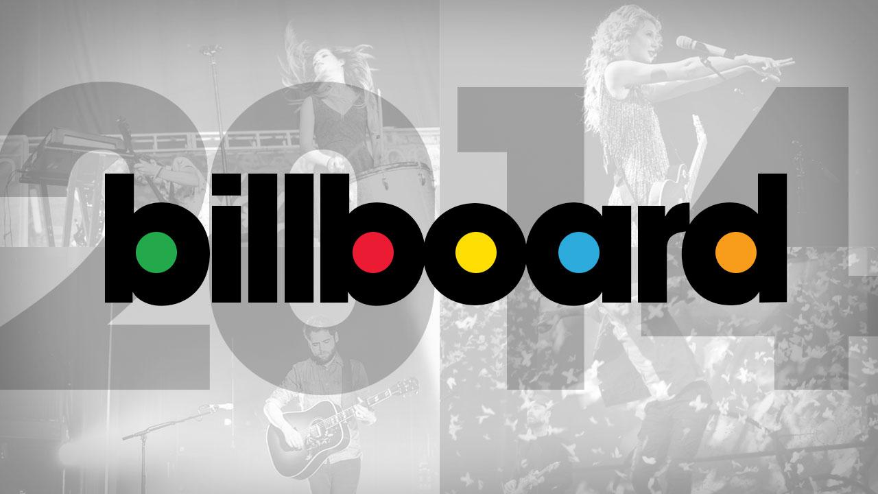 Billboard 2014