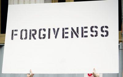 What Does Forgiveness Feel Like?