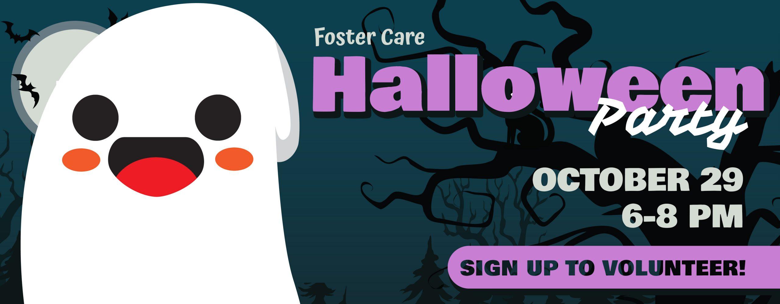Foster Care Halloween Party